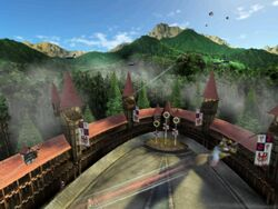 Quidditch World Cup - German Quidditch Stadium 01
