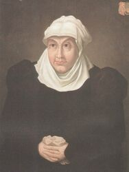 Juliana zu STOLBERG 1505-1580