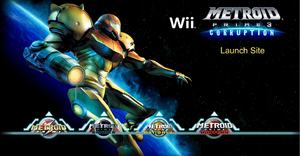 Metroid website
