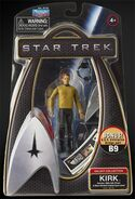 Playmates 2009 Galaxy Collection Kirk