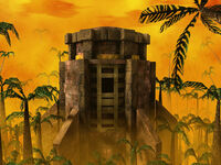 Necrum Temple by TheOddworldClub