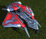 Aeon T3 Restorer AA Gunship