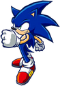 Sonic pose 63