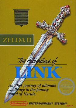 Zelda II The Adventure of Link (NA)