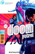 Tangent Comics Doom Patrol 1