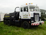 Scammell Crusader Recovery truck OLD 501L at Rushden 08 - P5010280