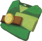 Hero's Clothes (The Wind Waker)