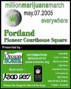 Portland 2005 GMM Oregon