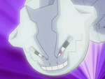 EP530 Steelix usando destello