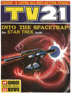 TV21 Issue 41 Cover