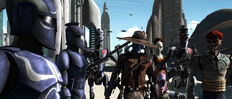Cad Bane&#39;s posse