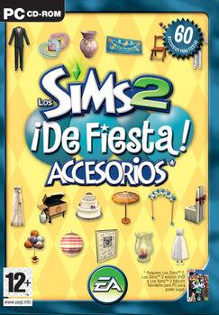Los sims 2 Informacion de sus accesorios 243px-Defiestaportada
