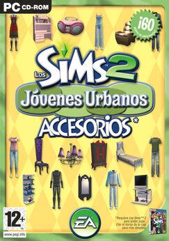 Los sims 2 Informacion de sus accesorios 243px-Jovenesurbanosportada