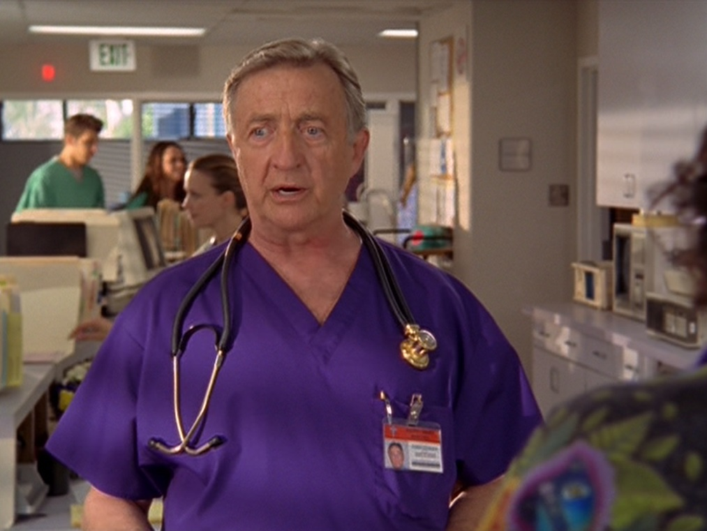 Scrubs Janitor Bin Laden Episode