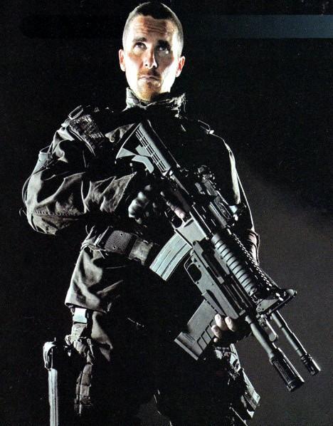 Christian Bale John Connor or Not? JohnConnorT4