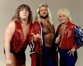 Great stables from the past.  Freebirds
