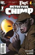 Helmet of Fate - Detective Chimp Vol 1 1
