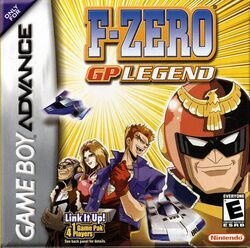 F-Zero GP Legend (NA)
