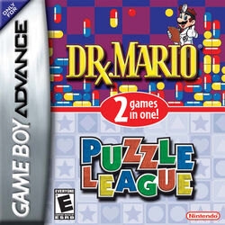 Dr. Mario & Puzzle League (NA)