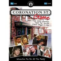 Coronation Street DVD Game