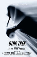 Star Trek (novel) hardback cover