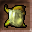 Gold Golem Heart Icon