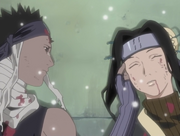 Zabuza&#39;s Last Moments