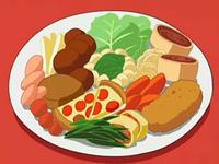 Comiendo con los chicos!  EP545_Comida