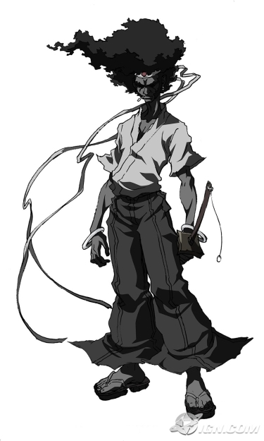 Afro - Afro Samurai Wiki