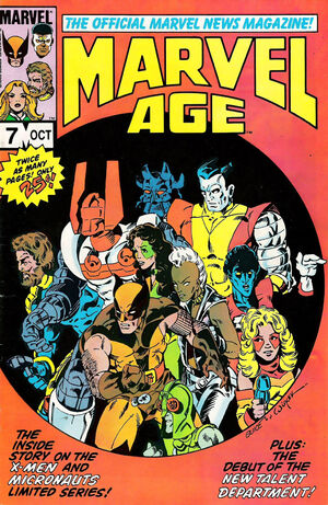 Marvel Age Vol 1 7