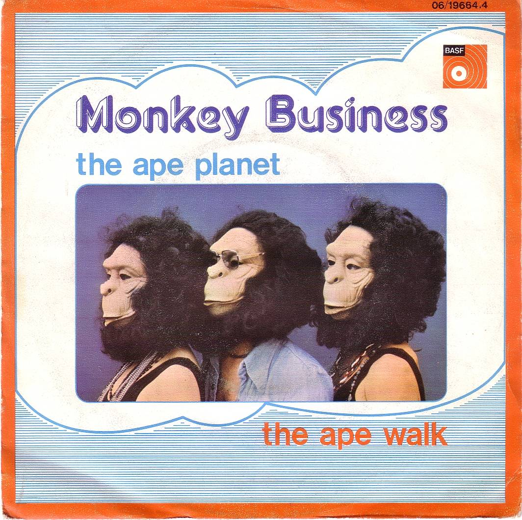 Music Of The Planet Of The Apes - Planet of the Apes: The ...