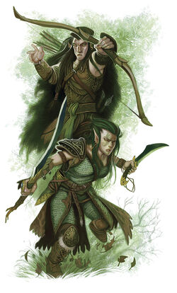 Elves - William O'Connor