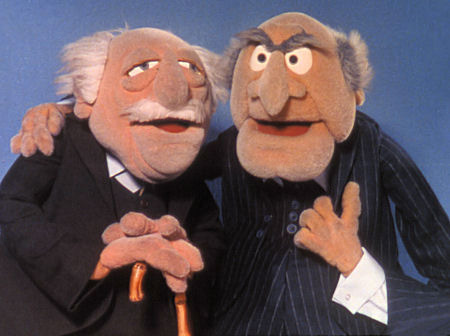 statler and waldorf muppet wiki