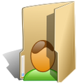 Vista-folder user