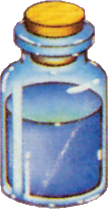 Blue Potion (A Link to the Past)