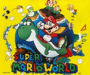 SuperMarioWorld art