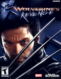 X2 Wolverine&#39;s Revenge