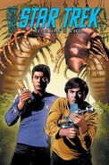 Missions End issue 3 cover