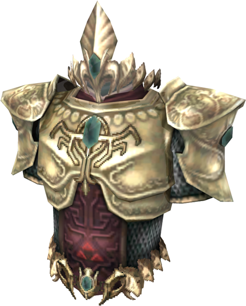 Magic Armor  Twilight Princess