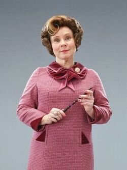 MBTI enneagram type of Dolores Umbridge