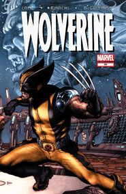 Wolverine Vol 3 50
