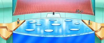 Abertura Pokémon Versus - Temporada Teste; EP552_Campo_de_batalla_del_Gimnasio_de_Pradera_(2)