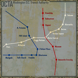 HQMetroMap