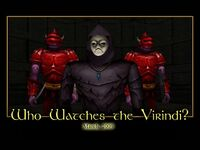Who Watches the Virindi Splash Screen