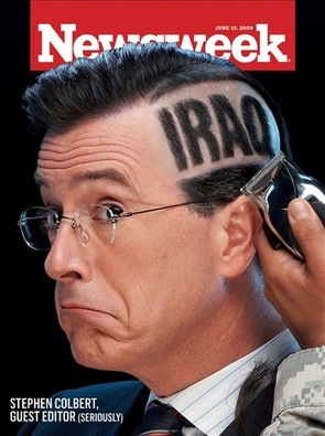 ColbertNewsweekCover2009