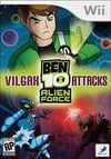 Ben 10 Vilgax Atack