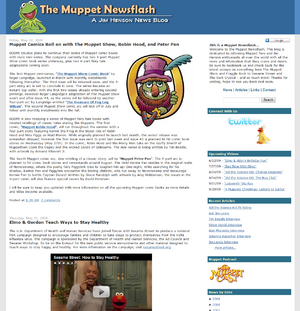 MuppetNewsflash