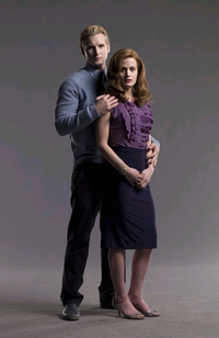 Carlisle and Esme 'Aww'