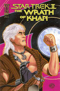 The Wrath of Khan issue 2 cover RI