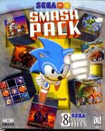 Sega Smash Pack